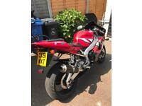 2001 Yamaha R1 not zxr gsxr