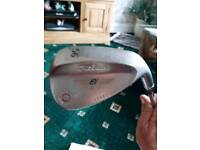 Titleist 56 spin milled wedge