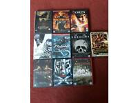 Ultimate horror collection x10 dvds