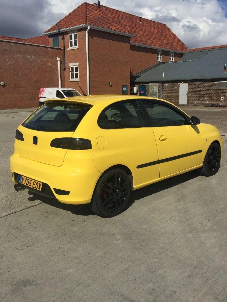 Seat Ibiza Cupra T ( 230 BHP / Milltek / Forge / Low Miles )