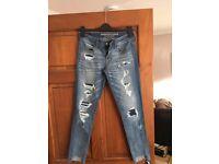 American Eagle women's jeans UK size 10