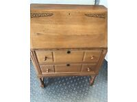 Beautiful Writing Desk / Beareaux. Excellent Condition. Can Deliver.