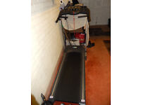 Treadmill running machine ...Very good condition , with computer.