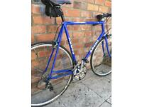 Argos cycles brand new steel frame road bike 58cm