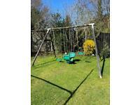 Swing set