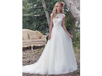 Maggie Sottero Chandler Wedding Dress size 8/10