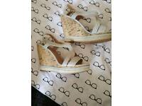 Size 5 new look wedges