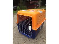 Large cat / dog travel cage