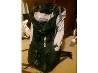 Regatta 85 litre survivor backpack