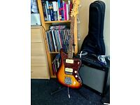 Squier Vintage Modified Jazzmaster - Upgraded - (Fender)