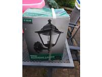 Wickes outdoor lantern