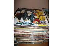 400+ VARIOUS LP RECORDS FROM THE 50s/60s/70s.NOT BEEN SORTED ,MUST GO AS JOBLOT.