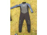 Gul Junior Wetsuits - great for Sailing.