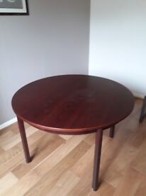 Ikea extending table and six chairs FREE, BUYER COLLECTS
