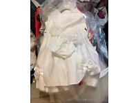 Bridesmaid dress 3/4