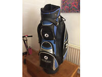 Motocaddy Golf cart bag Blue/Black