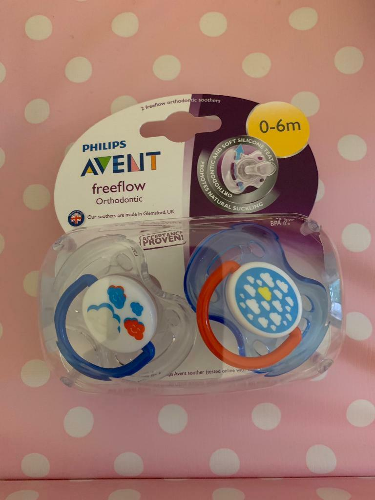 Avent 0 6month Dummies