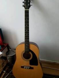 Epiphone acoustic guitar AJ 10