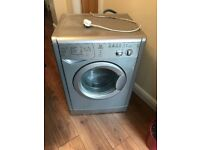 FREE Indesit washing machine