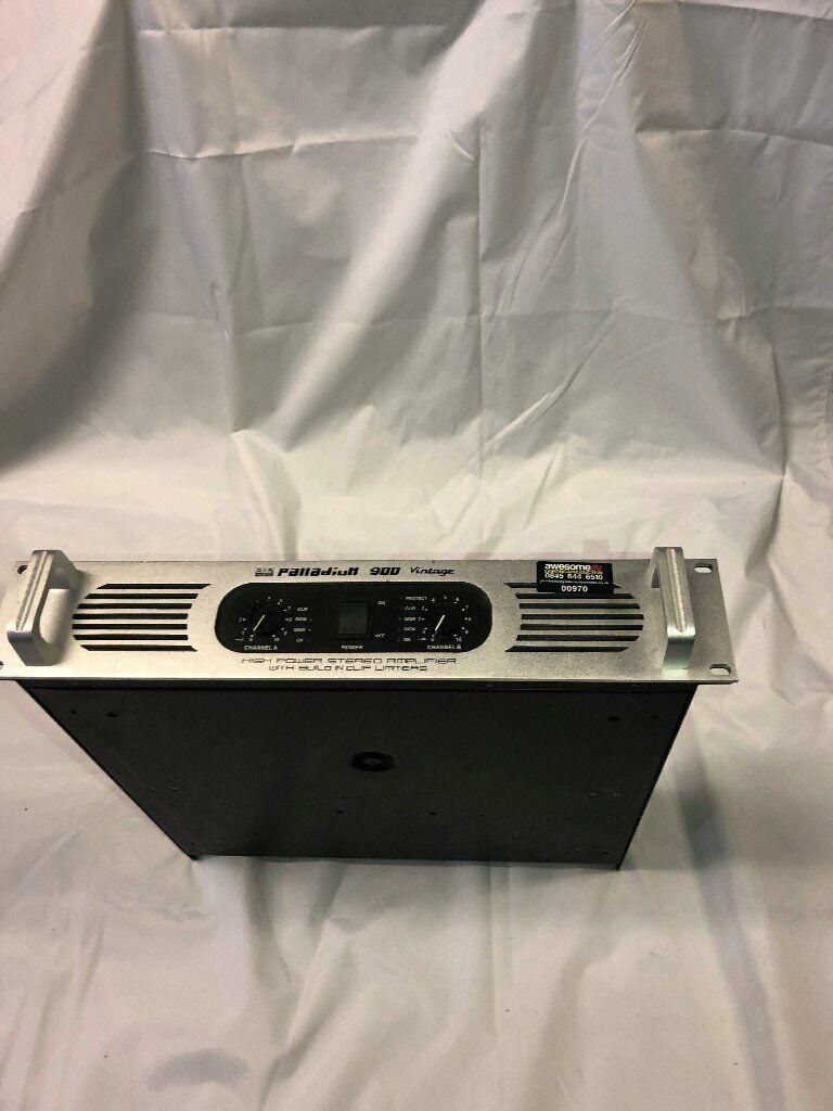 nowy styl życia tania wyprzedaż usa nowe tanie Amplifier - DAP Audio Palladium 900 Vintage | in London | Gumtree