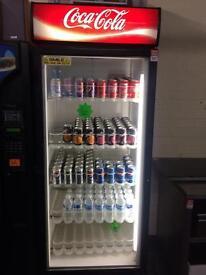 Coca Cola Commercial Fridge