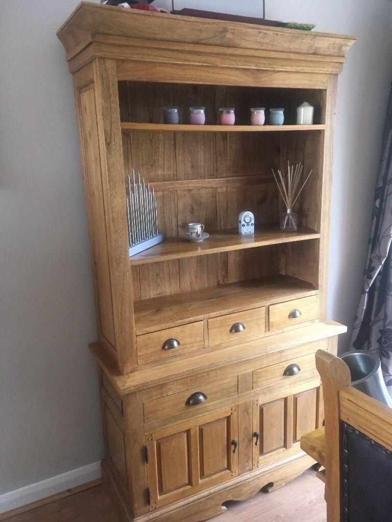 Solid oak dresser unitin Chelmsford, EssexGumtree - Solid oak dresser for sale, bought not long ago and very good condition