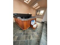 Legend Extreme Arctic Spa Hot Tub for sale.
