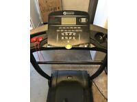 Dynamix folding treadmill