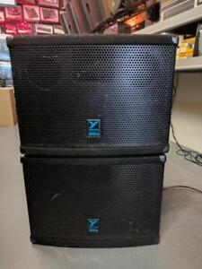 Yorkville Elite ES700P 500W Subwoofer *USED ---- ONLY ONE SPEAKER IN STOCK*