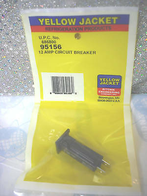 Yellow Jacket Recovery Unit 95760 12amp Circuit Breaker