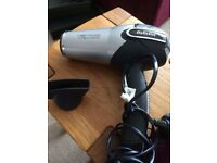 Babyliss hairdryer Turbo Power 2200