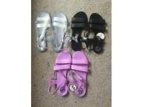 Brand New Ladies JuJu Sandals - Size 8