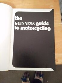 Guinness Guide to Motor Cycling by Christian