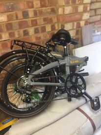 Folding Bike* NEW* Raleigh