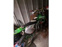 Kx 450f 2008 great bike many upgrades