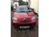 citroen c3 2007 model diesel red colour manual 1.4L,3 owner