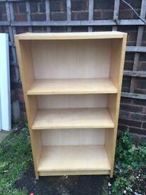 Ikea BILLY bookcase Birch veneer