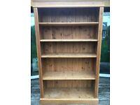High Quality Pine Storage Shelves (House Downsizing)