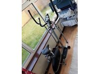 V-fit 2 in 1 Cycle / Cross Trainer