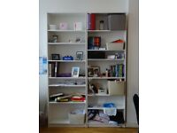 Two large bookcases for sale