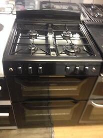 Black Belling 60cm Gas cooker