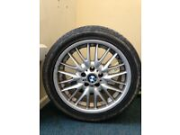 Bmw mv1 alloy wheels