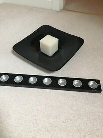 Tea light holder & Dish