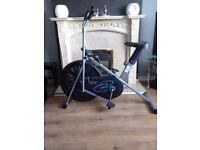 v-fit ac2 exercise bike