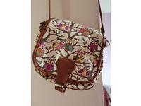 Brand new owl handbag