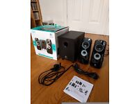 Logitech Z323 Stereo Speakers and Subwoofer Set