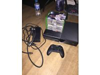 Xbox ONE 500gb excellent condition 11 games including fifa 18/17, ufc2, gta 5, cod