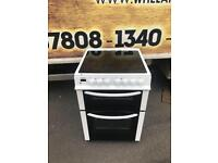 Bush 60 wide ceramic top cooker £150 guaranteed working