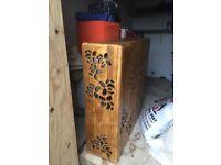 Habitat wooden coffee table