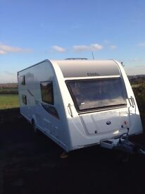 ELDDIS BREEZE 2015, 6 BERTH, MOTOR MOVER, FULL AWNING INCLUDED!!